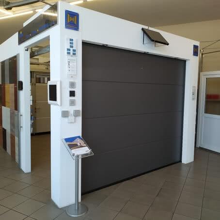 Hörmann Garagen-Sektionaltore