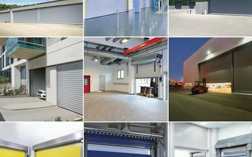 Bildgalerie Industrietore