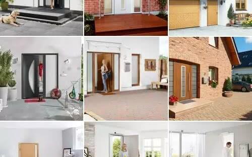 Bildgalerie Türen